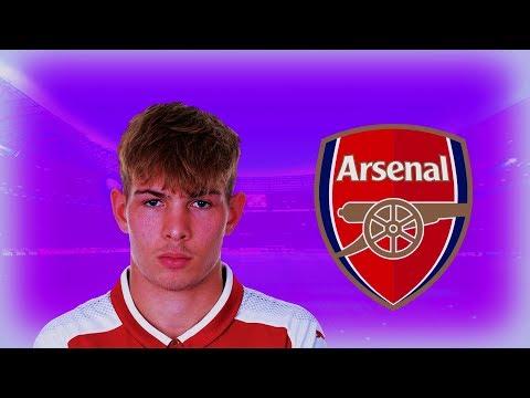Emile Smith-Rowe - Amazing Skills, Goals & Assists - 2018 (HD)