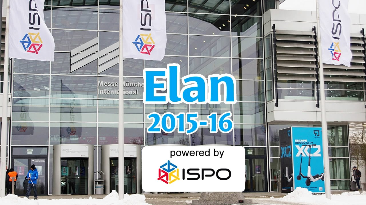 Коллекция FreeSki- лыж Elan сезона 2015-16.