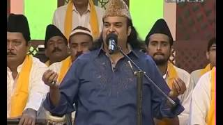 Qawali Sabir Da  Pir Menu Rang  by Amjad farid