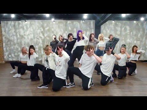 [Dreamcatcher - Scream] Dance Practice Mirrored