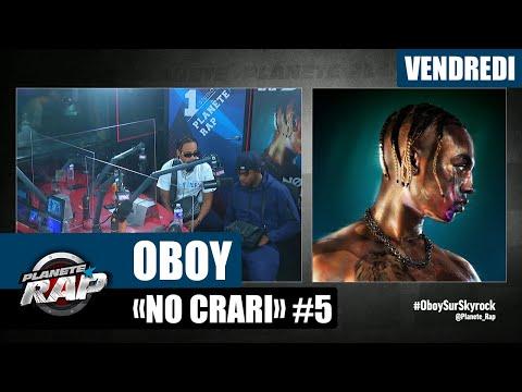 Youtube: Planète Rap – Oboy«No Crari» avec Tiakola, Bné et Fred Musa! #Vendredi