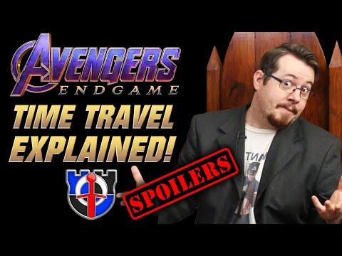 Avengers Endgame Time Travel EXPLAINED in detail