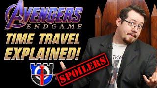 Avengers Endgame Time Travel EXPLAINED in detail