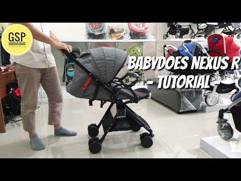 cara-menggunakan-stroller-babydoes-nexus-r