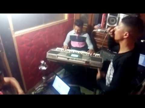 فيديو روعة في القمة لي الشاب  خالد العلاوي ستوديو اديامون قاتلي باي باي 2017