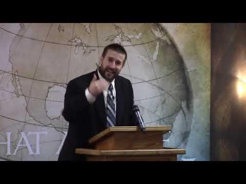 Die Zeichen der Zeit - Seelengewinnen-Motivation (Pastor Steven Anderson)