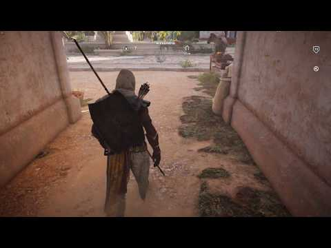 Assassin's Creed: Origins Greek