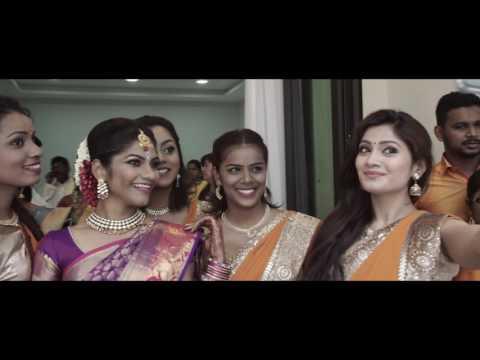 Mohan & Sandhya | Malaysia Hindu Wedding Video Cinematography Highlight