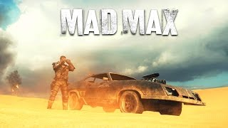 Mad Max - Interceptor Gameplay (Including Max