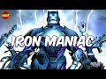 Who is Marvel's Iron Maniac? Evil Iron Man with Dr. Doom Tendencies.