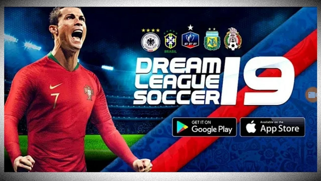 Dream League Soccer 2019 Mod Fifa World Cup Russia 2018 Edition Android Youtube