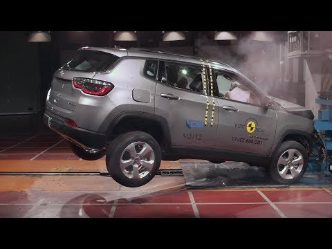 2018 Jeep Compass - Crash Test