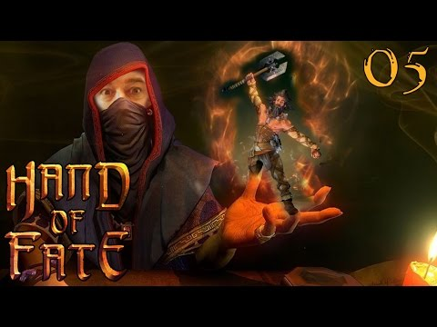 "Hand of Fate Gameplay Ep 05 - ""King Of Dust!!!"" 1080p PC PS4 Xbox One"