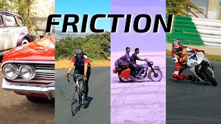Friction - trailer | a web series about india's road culture