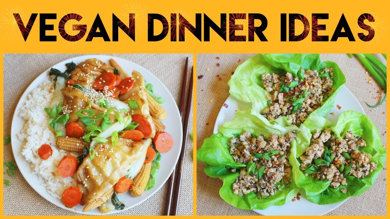 Easy vegan dinner ideas fing delicious in under 30 minutes easy vegan dinner ideas fing delicious in under 30 minutes plant based recipes forumfinder Gallery