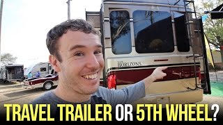 Exploring the Tampa RV Show - Our RV Life