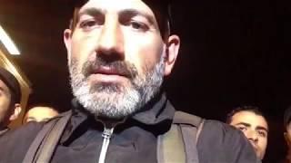 Նիկոլ Փաշինյանը հայտարարել է Սերժ Սարգսյանի հետ հանդիպման մասին