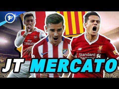 Le Barça va dynamiter le marché | Journal du Mercato