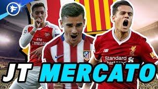 Le Barça va dynamiter le marché   Journal du Mercato