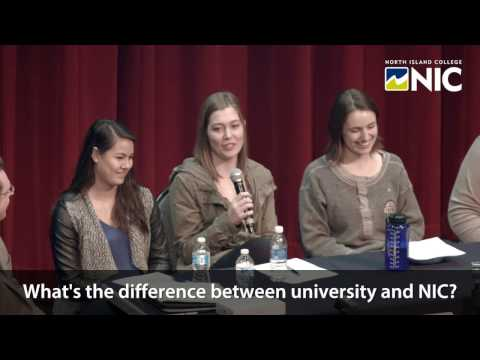 What's the Difference Between University And NIC?