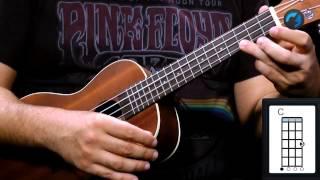 Donavon Frankenreiter - Free (como tocar - aula de ukulele)
