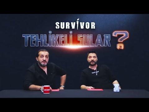 Oğuzhan Uğur'la Survivor Tehlikeli Sular: Mehmet Yalçınkaya | Acunn.com