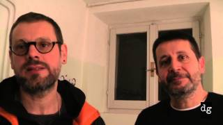 Intervista a Fabrizio Bosso e Marco Tamburini