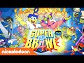 Video Game Hack | Super Brawl 4 | Nick