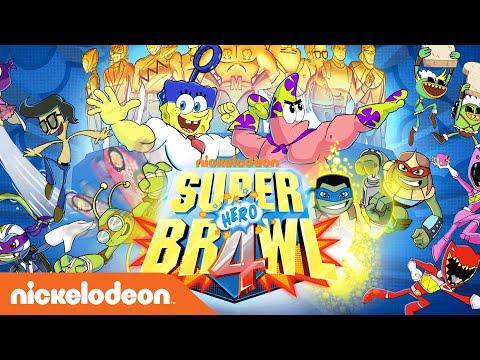 Video Game Hack | Super Brawl 4 | Nick