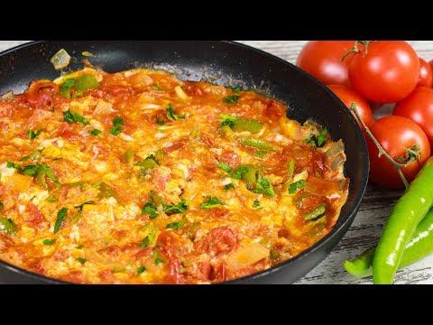 Menemen / Shakshuka - Türkisches Frühstück