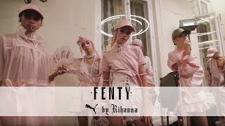FENTY PUMA by Rihanna | SS17 Collection in Paris