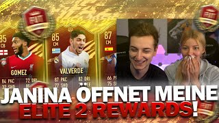 JANINA zieht meine ELITE 2 Rewards | FIFA 21 Rewards Opening | Pain