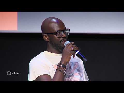 Keynote: Black Coffee - Midem 2018