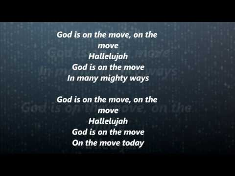 7eventh Time Down - God Is On the Move (Lyrics)