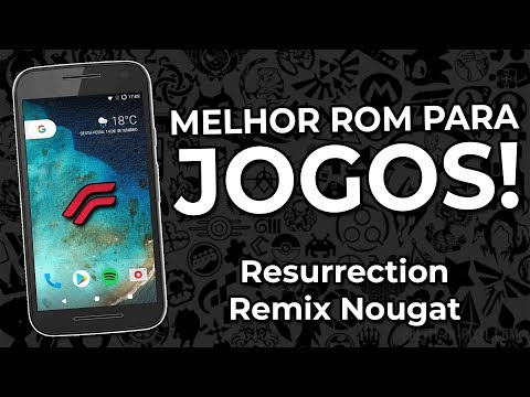 BEST ROM FOR GAMES ON ANDROID! | Resurrection Remix Nougat