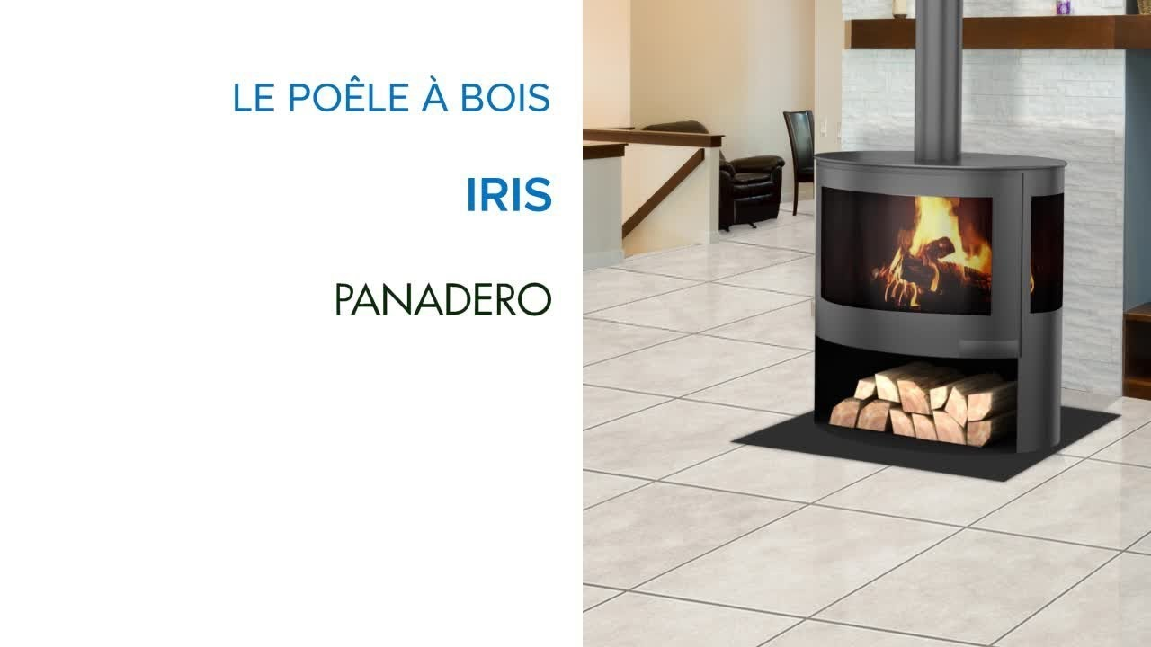 po le bois iris panadero castorama youtube. Black Bedroom Furniture Sets. Home Design Ideas