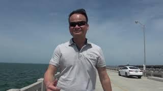 Lưới cá trên vịnh Tampa-Florida Part 1 by Pham Khanh