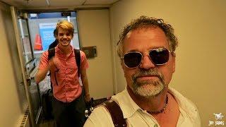 Jeff & Ethan Travel to Japan Vlog #1