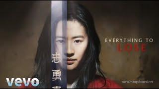 "Christina Aguilera - Loyal Brave True (From ""Mulan""[忠勇真 ]/Official Lyric Video)"