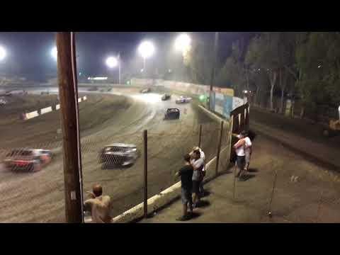 Bakersfield Speedway 08-04-18 Modified Main