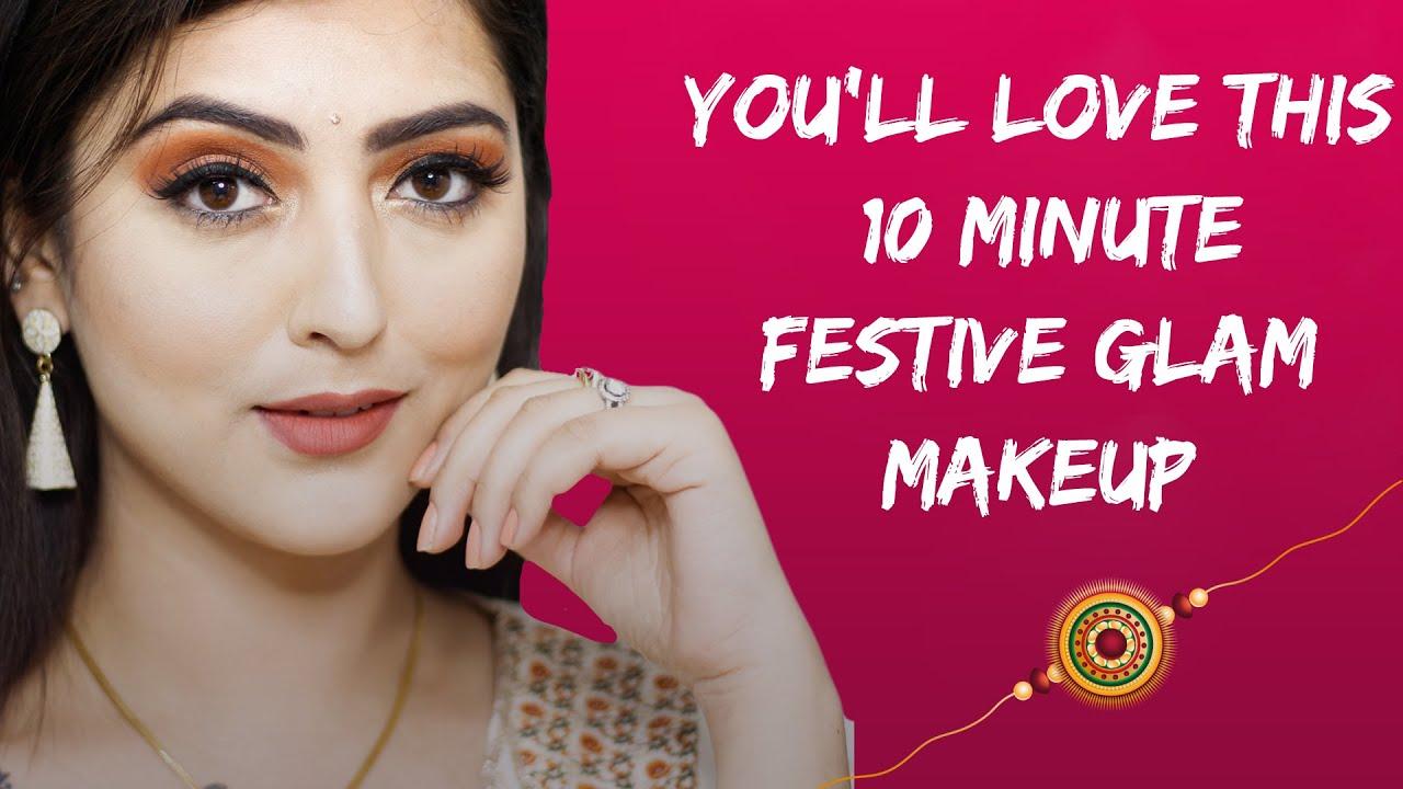 Festive Glam Makeup | Rakshabandhan Special | SUGAR Cosmetics