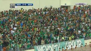 رياضة  الوحدات يتقدم خطوة في كأس الاتحاد الآسيوي