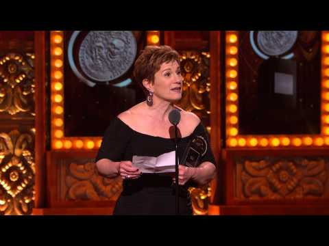 Acceptance Speech: Lisa Kron (2015)