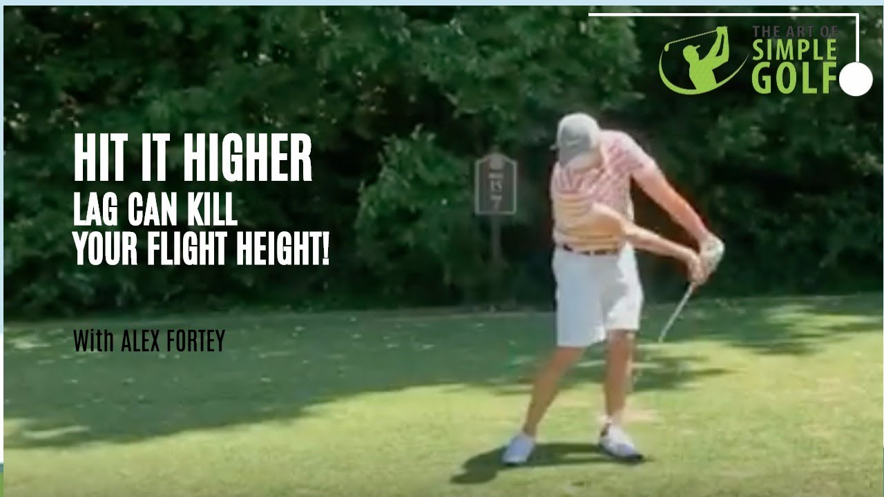 full swing golf penetration into