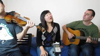 """I Wish You Love"" cover by eSNa (에스나, 윤빛나라) with Paul Dateh and Ken"