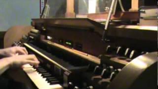 C.M. Widor - Toccata from Organ Symphony No. 5 (Op. 42, No. 1)