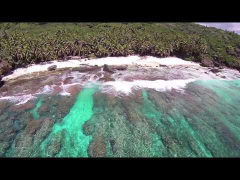 Christmas Island - Dolly Beach