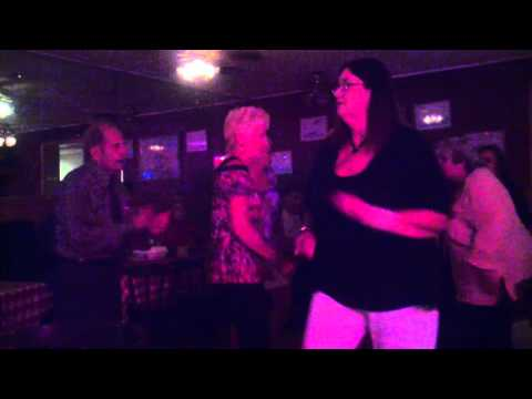 Dancing to Andy Dio at the Offshore