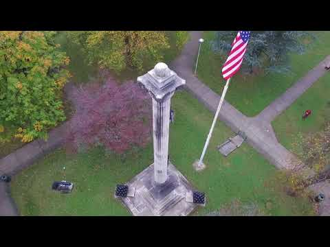 Monument Park ties to the Civil War 11 3 2017