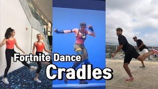 Fortnite Dance - Cradles Dance Challenge